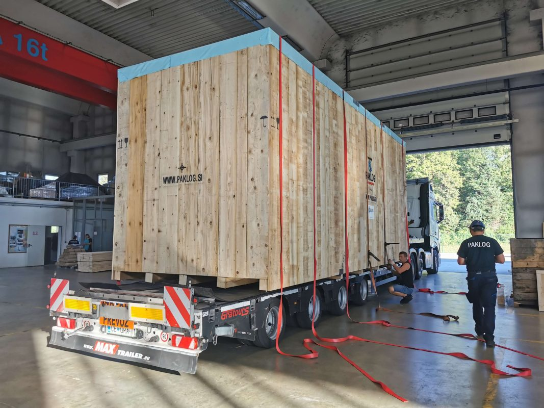 pakiranje tovora center comark slovenija 3
