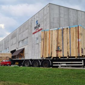 pakiranje tovora center comark slovenija naslovna