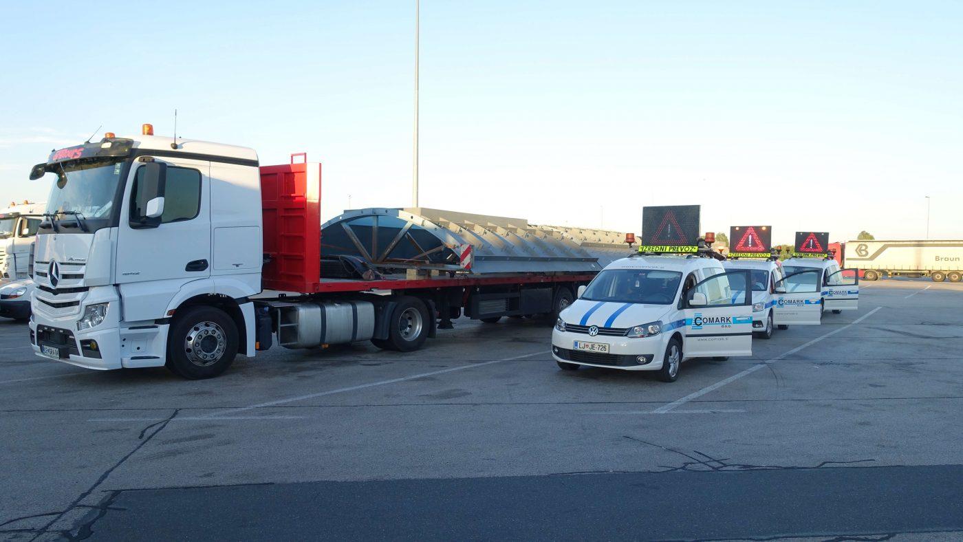spremstvo izredni prevoz comark slovenija poziranje postajalisce scaled