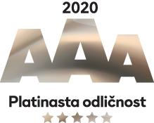 2020 platinum aaa comark projektna pisarna