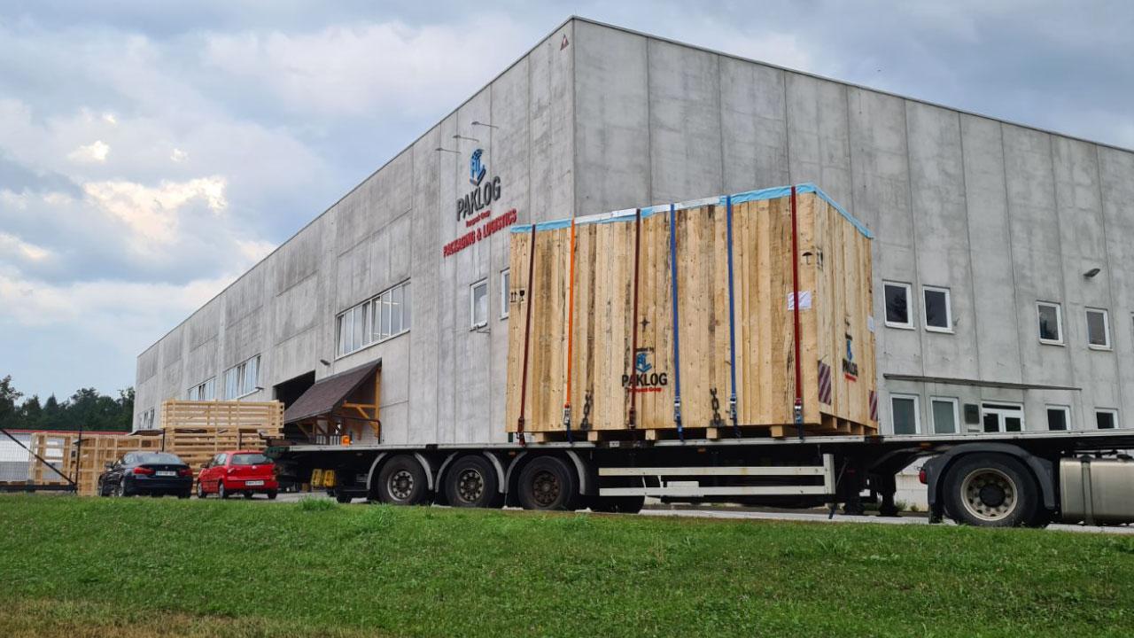 pakiranje tovora izredni zaboj comark 1