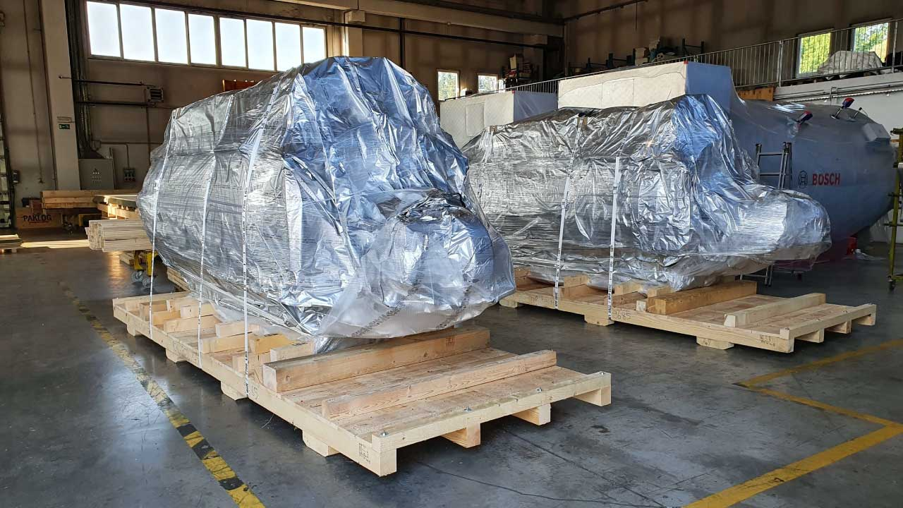 pakiranje tovora prekomorsko lesen pod seaworthy packing comark